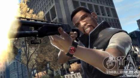 Imagens de inicialização no estilo do GTA IV para GTA San Andreas décimo tela