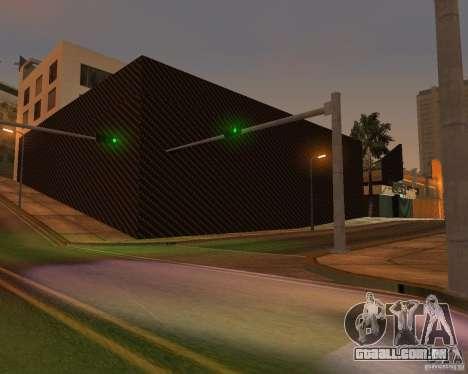 New HKS Style Tuning Garage para GTA San Andreas por diante tela