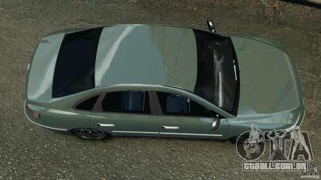 Hyundai Azera para GTA 4 vista direita