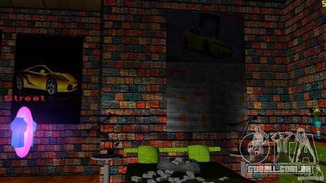 Hotel Retekstur para GTA Vice City décimo tela