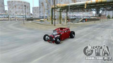 Smith 34 Hot-Rod Restyling para GTA 4