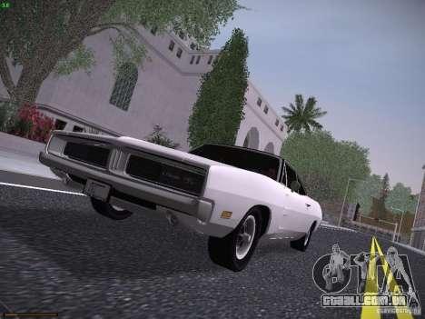 LiberrtySun Graphics ENB v3.0 para GTA San Andreas décimo tela