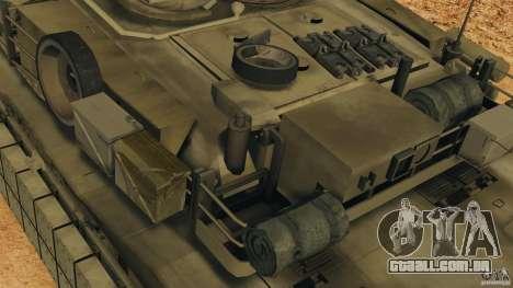 M1A2 Abrams para GTA 4