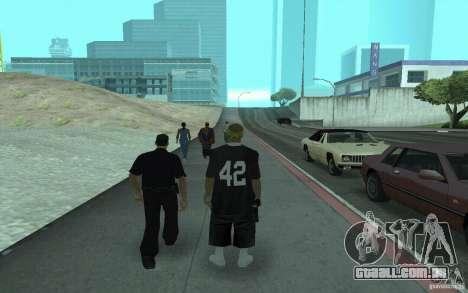 Novas skins de Los Santos Vagos para GTA San Andreas segunda tela