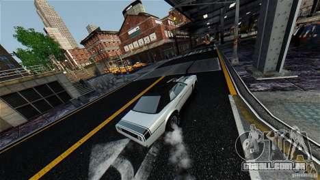 Tampa do GTA EFLC para GTA 4 vista direita