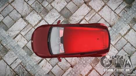 Volkswagen Scirocco 2.0 TSI para GTA 4 vista direita