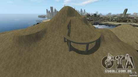 Desert Rally+Boat para GTA 4 por diante tela