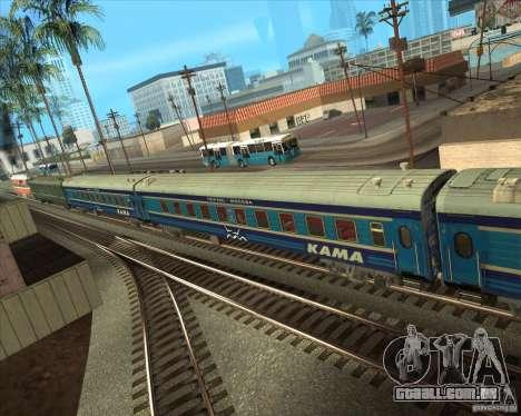 Carro KAMA para GTA San Andreas