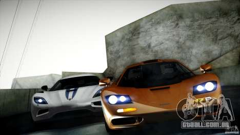 Direct B 2012 v1.1 para GTA San Andreas quinto tela
