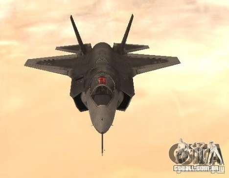 F-35 Eagle para GTA San Andreas