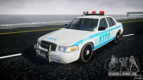 Ford Crown Victoria 2003 v.2 Police para GTA 4