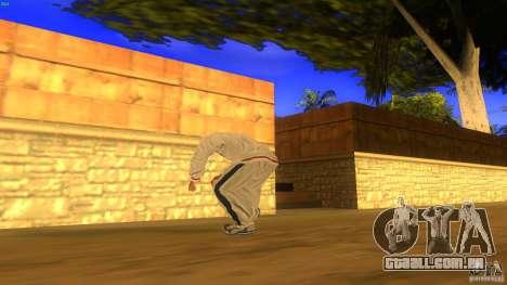 BrakeDance mod para GTA San Andreas sétima tela