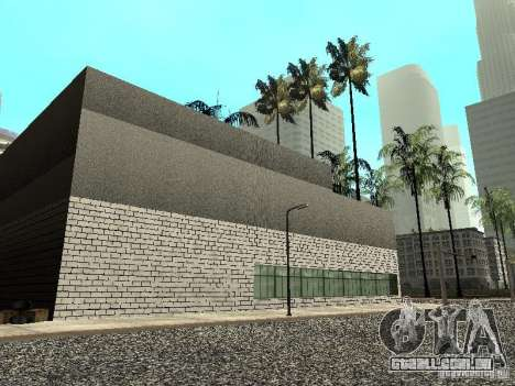 Hospital All Saints para GTA San Andreas quinto tela