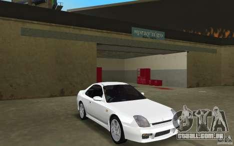 Honda Prelude 2.2i para GTA Vice City vista direita