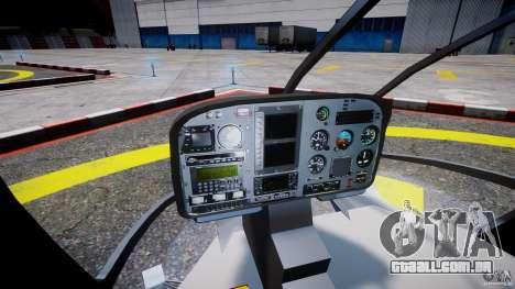 Eurocopter EC130 B4 Red Bull para GTA 4 vista direita