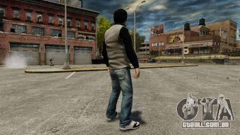 Jackie Chan para GTA 4 quinto tela