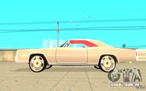 Rim Repack v1 para GTA San Andreas twelth tela
