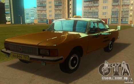 GAZ Volga 3102 táxi para GTA San Andreas