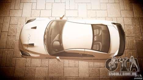 Nissan GT-R (R35) Mines 1.1 para GTA 4 vista direita