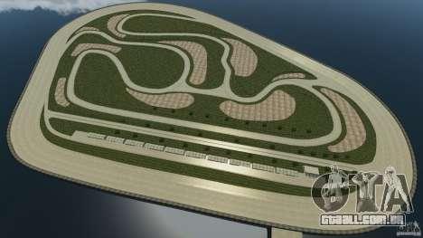 Dakota Raceway [HD] Retexture para GTA 4 segundo screenshot