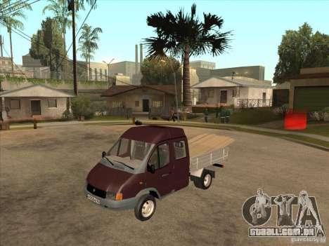 GÁS 33023 para GTA San Andreas