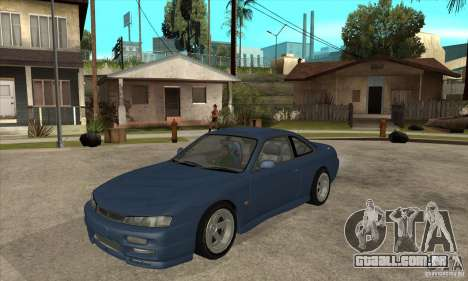 RODrifter Nissan Silvia S14 para GTA San Andreas