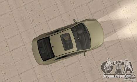 Kia Forte Koup 2010 para GTA San Andreas vista direita