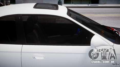 Honda Civic Si 1999 JDM [EPM] para GTA 4 vista superior