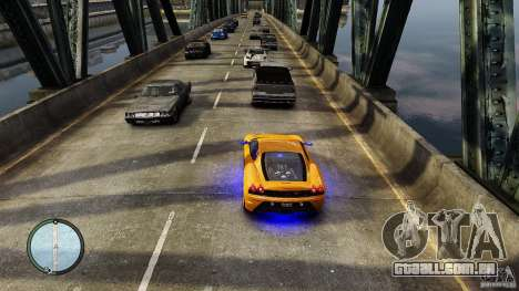 Traffic Load [Final] para GTA 4 segundo screenshot