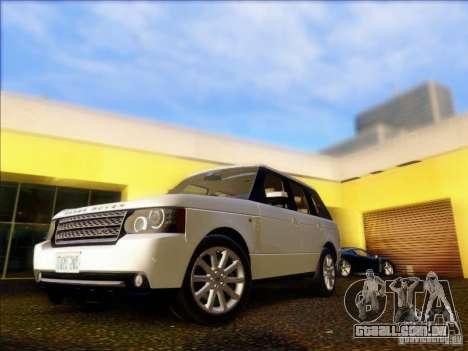 Land-Rover Range Rover Supercharged Series III para GTA San Andreas