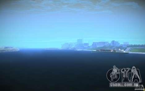 ENB Black Edition para GTA San Andreas terceira tela