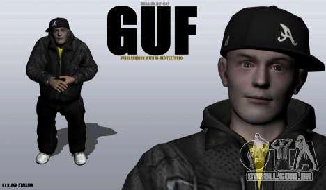 GuF para GTA San Andreas