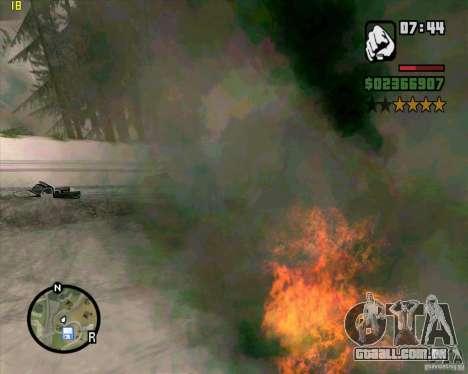 Masterspark para GTA San Andreas sétima tela