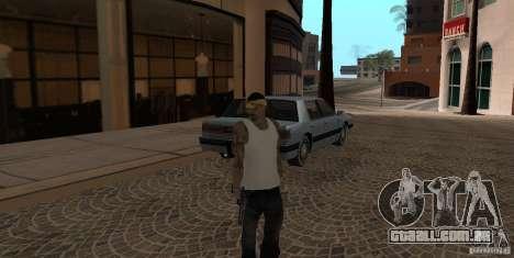 Skin Pack Vagos para GTA San Andreas segunda tela