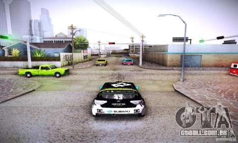 New El Corona para GTA San Andreas sexta tela