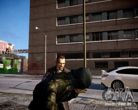 Bad Niko para GTA 4 sétima tela