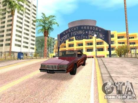 ENBSeries by Sashka911 para GTA San Andreas quinto tela
