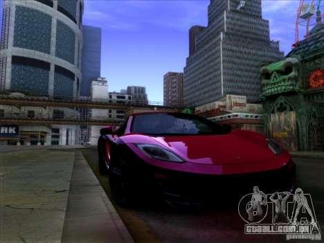 Realistic Graphics HD 2.0 para GTA San Andreas sétima tela