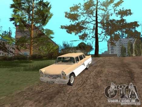 GÁS 13 para GTA San Andreas