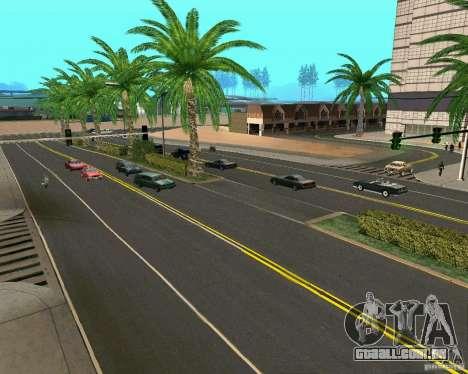 GTA 4 Road Las Venturas para GTA San Andreas terceira tela