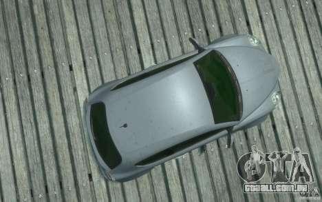 Alfa Romeo Mito para GTA 4 vista direita