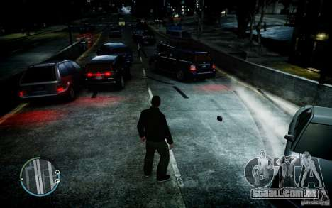 Winter Handling para GTA 4 segundo screenshot