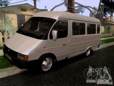 Gazela 32213 1994 para GTA San Andreas