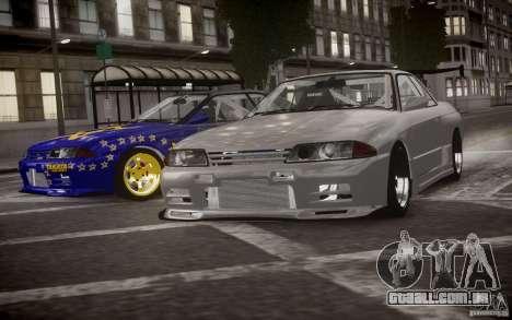 Nissan Skyline R32 FST Drift Korch para GTA 4
