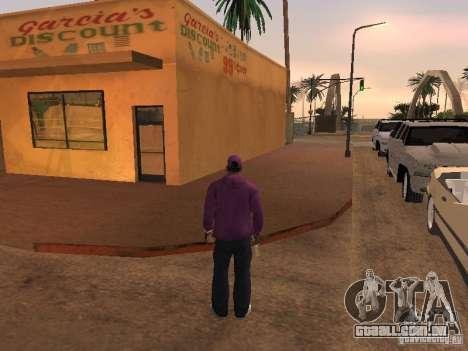 Ballas 4 Life para GTA San Andreas décima primeira imagem de tela