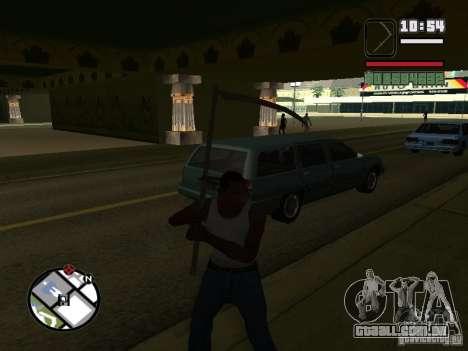 Xhosa para GTA San Andreas