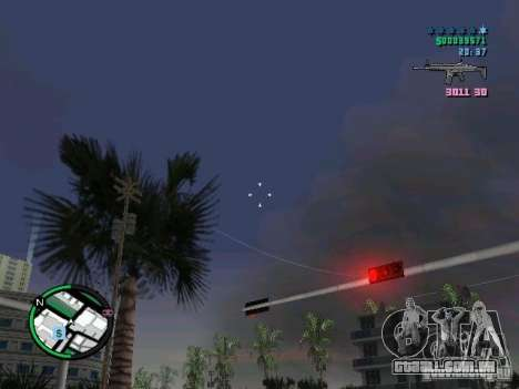 HUD do GTA IV 2.2 RC1 para GTA Vice City segunda tela