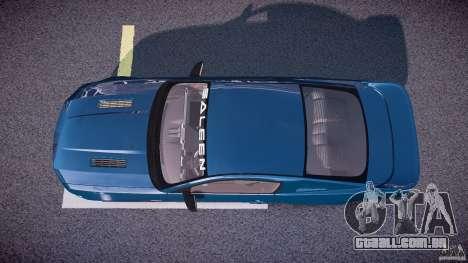Saleen S281 Extreme - v1.1 para GTA 4 vista direita