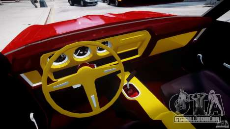 Pontiac GTO 1965 v1.1 para GTA 4 vista direita