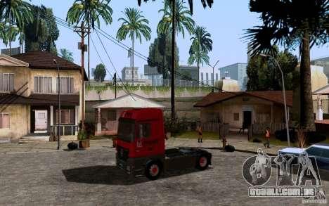 Mercedes-Benz Actros Lukoil para GTA San Andreas